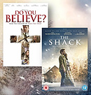 The Shack & Do You Believe? DVD bundle