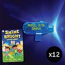 Shine Bright Little Light LED - Bundle of 12