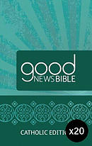 Catholic Good News Bible Pack of 20