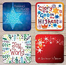 Christmas Coasters bundle