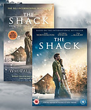 The Shack DVD and Book bundle