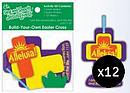 Foam Cross Activity Kit Pack of 12