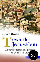 Towards Jerusalem - Pack of 6