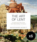 The Art Of Lent - Pack of 6