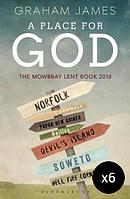 A Place for God - Pack of 6
