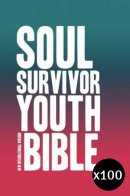 NIV Soul Survivor Youth Bible - Pack of 100