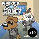 Where's God Gone? - Pack of 10