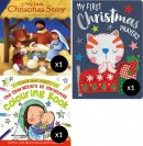3-5s Children's Christmas Book Bundle