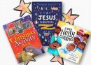 4-7s Children's Christmas Book Bundle
