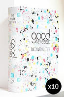 Good News Youth Bible Pack of 10