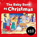 The Baby Born at Christmas - Pack of 10