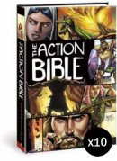 The Action Bible - Pack of 10