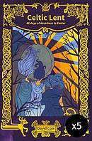 Celtic Lent - BRF Lent Book for 2019 - Pack of 5