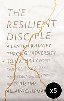 Resilient Disciple - SPCK Lent Book for 2019 - Pack of 5