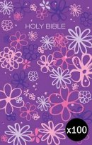 ICB Gift and Award Bible for Girls - Pack of 100