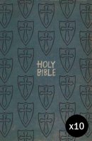 ICB Gift and Award Bible for Boys - Pack of 10