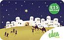 £15 Bethlehem Gift Card