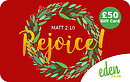 £50 Rejoice Gift Card