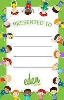 Kids Presentation Labels - Pack of 50