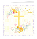 Happy Easter Charity Easter Cards Pack of 5