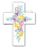 Easter Cross Cards - Pack of 24
