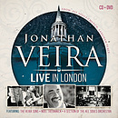 Jonathan Veira Live in London CD/DVD