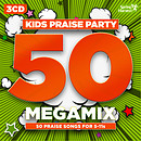 Kids Praise Party Megamix 3CD