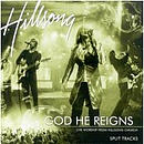 God He Reigns Split Tracks CD