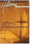 Songs For Communion Songbook CD-ROM
