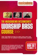 Worship Bass Course: Intermediate, Box Set