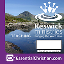 Jesus: our great good Shepherd (plus a talk by Derek Burnside