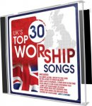 The UK's Top 30 Worship Songs CD