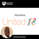 Stories of urban church planting a talk from New Wine