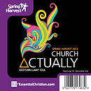 Church Actually Zones a talk by Rachel Gardner & Dr Krish Kandiah