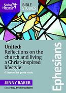 Ephesians Workbook a talk by Jenny Baker