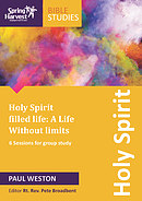 Holy Spirit Spring Harvest Workbook