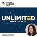 Main Celebration Final Morning - Unlimited Prayer a talk by Anne Calver