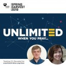 Prayer in life's challenges a talk by Becky Harcourt & Rev Paul Harcourt