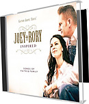 Joey & Rory: Inspired CD