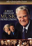 Billy Graham Music Homecoming Vol 1 DVD