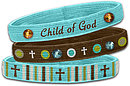 Child of God Stretch Bangles - Set of 3