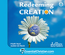 Redeeming Creation a series of talks by Peter Harris & Rev Chris Wright