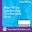 New Wine Leaders Conference 2010 Full set MP3 CD a series of talks from New Wine