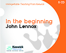 In The Beginning a series of talks by John Lennox