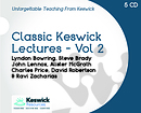 Classic Keswick Lectures a series of talks from Keswick Convention