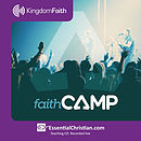 Faith Camp 2016 Morning & Evening Recordings CD Boxset a talk from Faith Camp