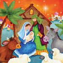 Children's Christmas Cards Pack of 18