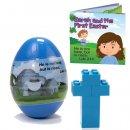 Jumbo Cross Gospel Easter Egg