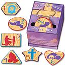 Journey to the Cross Prayer Box & Devotion Tokens