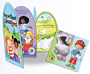 Easter Family Activity Kit with Stickers